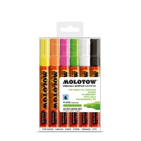 MOLOTOW� ONE4ALL 227HS Neon-Set