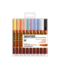 MOLOTOW� ONE4ALL 127HS Pastel-Set