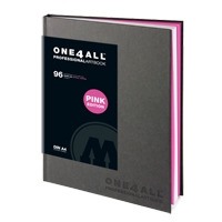 MOLOTOW™ ONE4ALL Professional Artbook DIN A4...